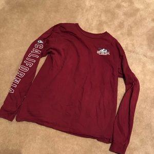 269412a58b Vans Shirts - Vans California long sleeve shirt